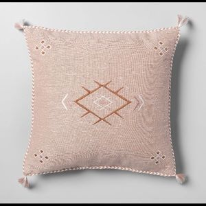 Square Global Pillow Blush Opalhouse